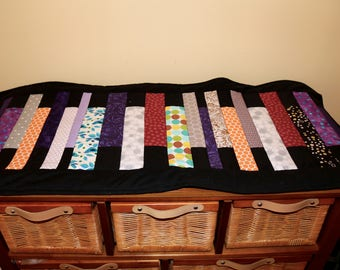 Modern Quilted Table Runner