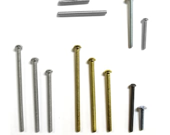 Screws For Cupboard Door Knobs