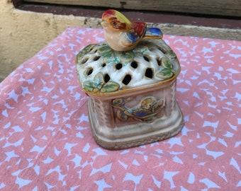 Ceramic Bird Box