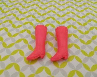 Dawn Puppe City Slicker Stiefel Modepuppen weich matschig für 6,5 Zoll Topper Dawn Angie Glori Jessica