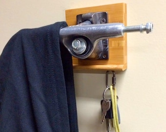 Full Skateboard Hanger Hangs Your Board On The Wall With