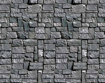Stone Wall Photo Booth Backdrop/ Game Of Thrones Party Decor/ Medieval  Party Decor/