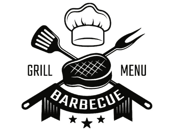 bbq logo 22 grill grilling meat spatula steak barbecue bbq clipart free black and white bbq clipart free