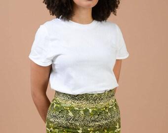 Who No Go No Go Know High Waisted Mini Skirt
