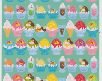 Dessert and Icecream Stickers - Reference C3818C5979-80