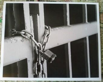 Photography: Locks Need Opening