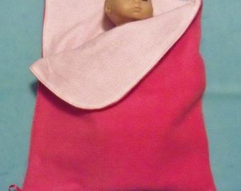 15 inch Doll Slumber Sleeping Bag