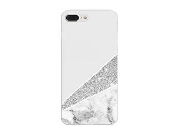 Marble iphone 8 chevron case iphone soft case iphone case