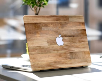 Wood Untreated Vinyl Skin Decal for Apple Macbook Air , Macbook Pro , New Macbook Pro 13 Touch , New Macbook 12 , New Macbook Pro 15 Touch