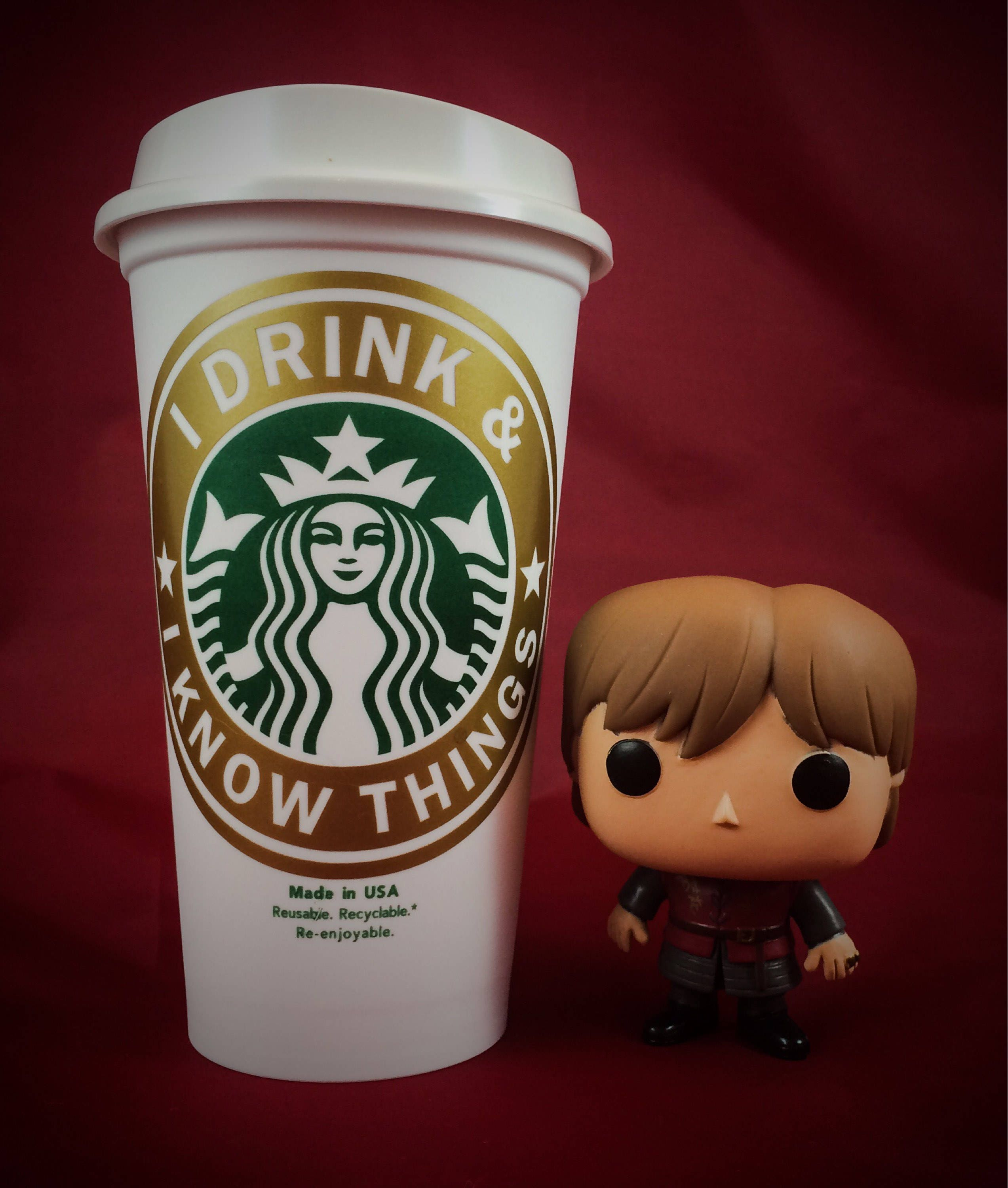 Image Result For Game Of Thrones Starbucks Cup