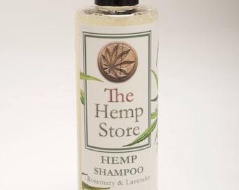 Organic Hemp Shampoo