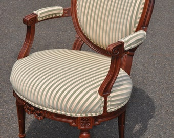 Baker McMillen Collection Arm Chair Model #6465