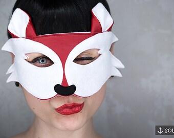 Mask *Lucky Fox*