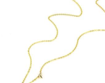 Birdhouse Jewelry- Tree Bud Necklace
