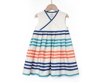 Romantic Summer little dress - CAPRI - only 6 Y
