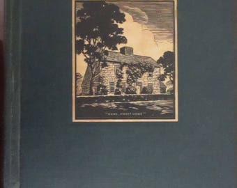 Large Hardcover Book of Home Owners' Catalogs F W Dodge Corporation Building Materials Equipment Mayflower Wallpaper Mills Ashley Company