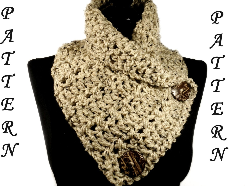 Crochet infinity scarf pattern crochet cowl pattern crochet zoom bankloansurffo Gallery