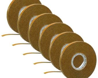 "ATG craft tape (6 rolls) 1/4"" X 36 Yards"