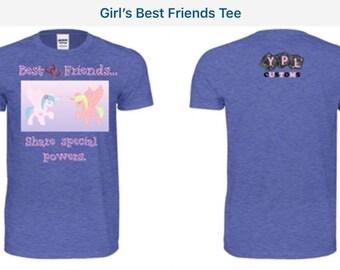 Girls' Best Friends Tee