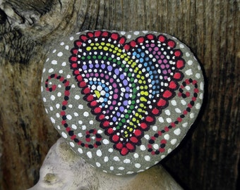 Sacred Heart River Stone