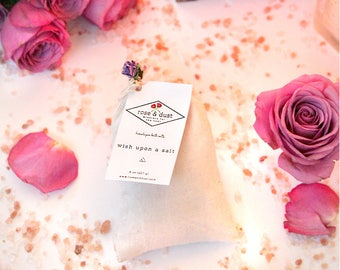 Wish Upon a Salt Himalayan Bath Salt