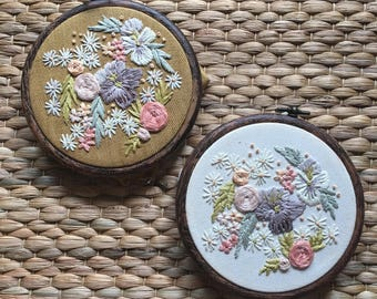 Download - English garden embroidery