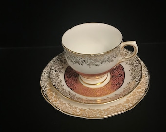 Vintage Salisbury Luncheon Set