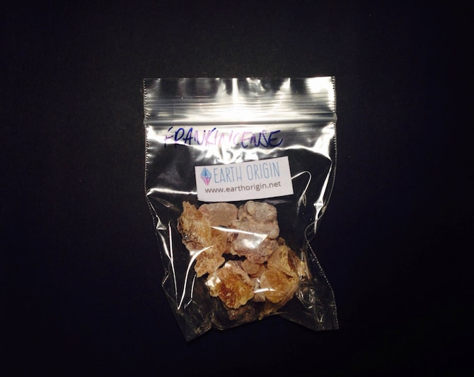 Frankincense Resin - Natural incense FI01 20g