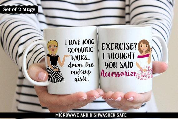 Coffee Mug Cute Best Girl Friends Coffee Mug Set