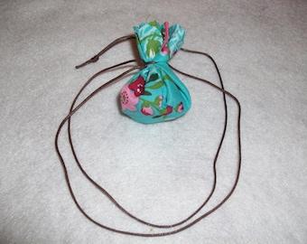 Custom Shaman Medicine Bag Necklace