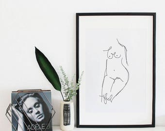 Beyoutiful // Digital Print