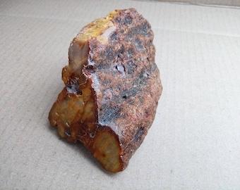Natural baltic amber Stone, Big Stone 139 grams, genuine amber