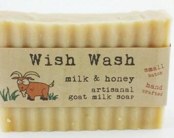 Milk & Honey Goat Milk Soap
