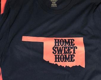 Oklahoma Home Sweet Home