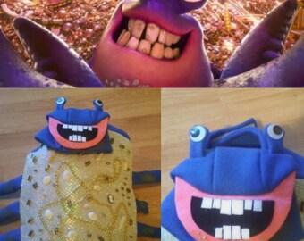 Tamatoa, Moana, Tamatoa dog costume, Crab dog costume