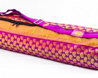 Bougainvillea Bliss Yoga Bag XL