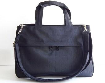 Verkauf - wasserdicht Tasche in schwarz-Umhängetasche, Tasche, Handtasche, Crossbody Tasche, Handtasche, Tasche für jeden Tag, Handtasche - ANNIE