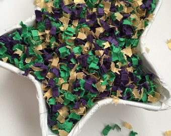 Mardi Gras Confetti   Mardi Gras Wedding Confetti   Mardi Gras Party Confetti   Marsi Gras Baby Shower Confetti   Table Confetti
