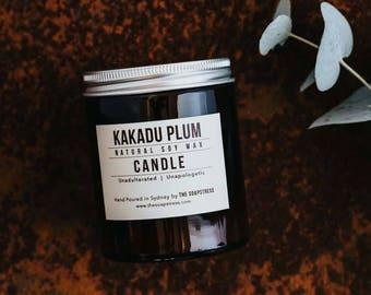 Kakadu Plum Pure Soy Wax Candle