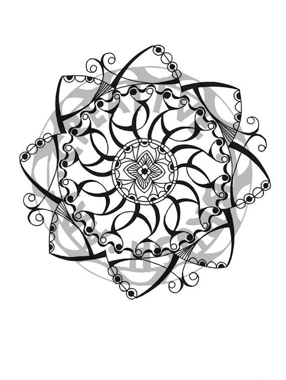 for printing mandala coloring pages 003 jpg pdf 300 dpi. Black Bedroom Furniture Sets. Home Design Ideas