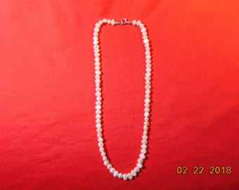 """One (1), 16"""" Strand, of Fresh Water, Baroque Pearl Necklace."""