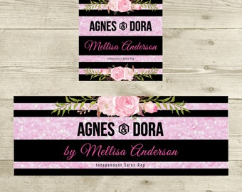 Agnes And Dora Facebook Set * Facebook Cover * Facebook Banner * Facebook Group * Facebook Profile * Facebook Photo Images * A&D FB Cover