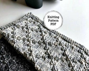 Knit Dishcloth Pattern, Dishcloth Pattern, Knitting Pattern, Dishtowel Pattern, Madison Dishcloth Pattern