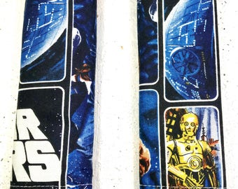 Star Wars Baby Car Seat Strap Covers - Car Seat -  Belt Covers - Strap Cover - Geek Gift SALE
