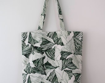 "Printed Tote Bag ""Alpine"""