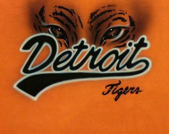 Detroit Tiger t-shirt