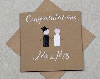 Congratulations Mr & Mrs
