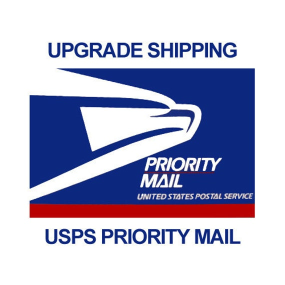 3-5 Business Day USPS Priority Mail Shipping Upgrade!
