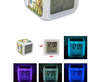 Custom made alarm clock