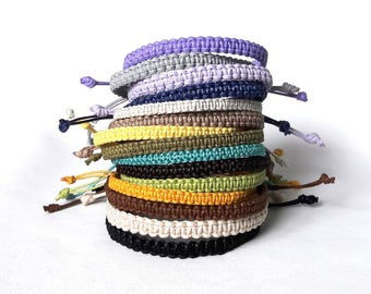 Mens bracelet friendship Bracelet men bracelet cord bracelet mens string bracelet Custom mens bracelet Beach bracelet boyfriend bracelets